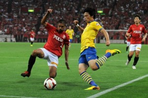 Urawa Red Diamonds v Arsenal