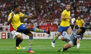 Chuba Akpom Arsenal Urawa